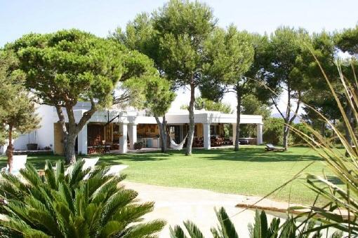 Villa en Sa Caleta