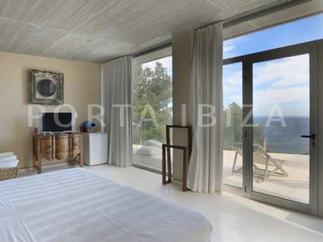 bedroom-marvelous villa-ibiza-unique seaview