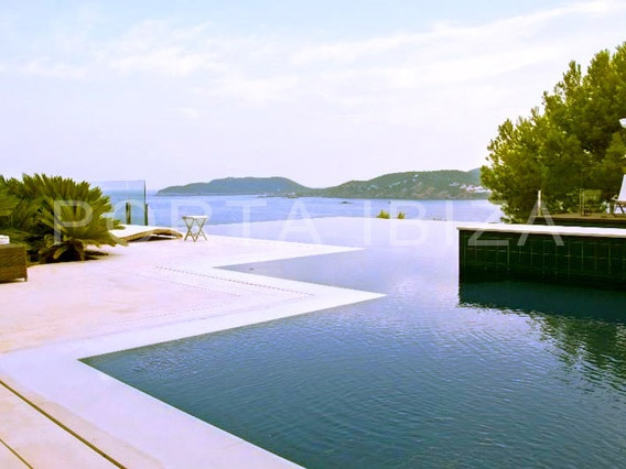 pool-marvelous villa-ibiza-unique seaview