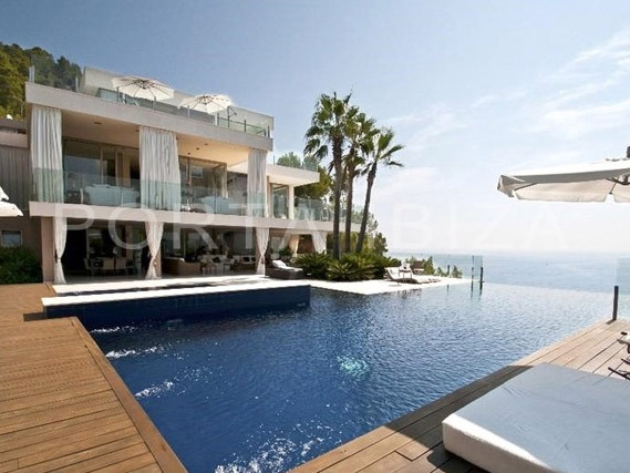 pool-terraces-marvelous villa-ibiza-unique seaview