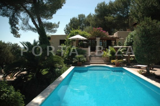 Hermosa villa situada cerca de Santa Gertrudis