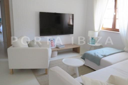 apartment-luxury property-fantastic sea views-sunset views-cala tarida