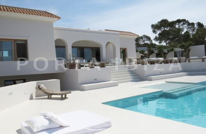Villa en Cala Tarida
