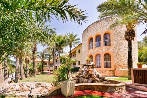 Gran Impresionante villa con vistas...