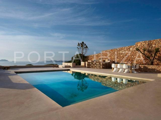 Exclusive real estate Ibiza