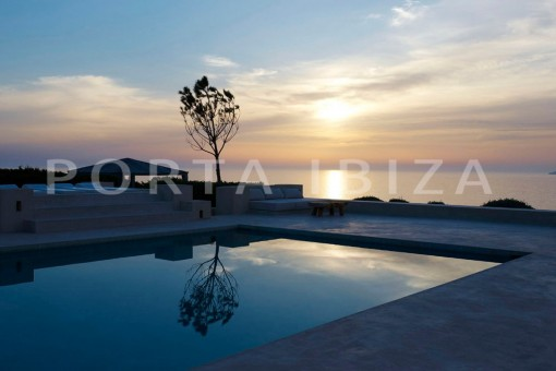 Exclusive real estate Ibiza