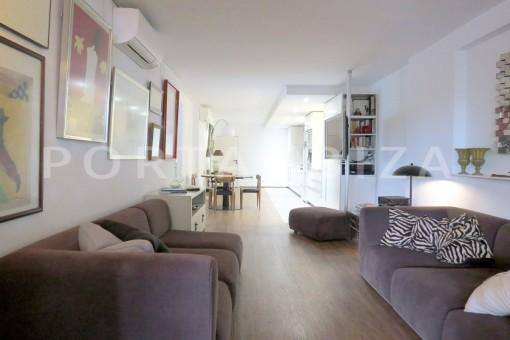 Ibiza living-wonderful apartment- Botafoch