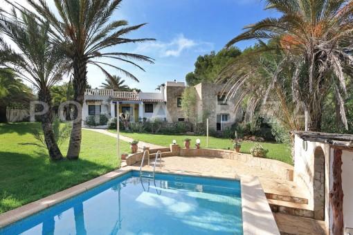 Villa en San Carlos