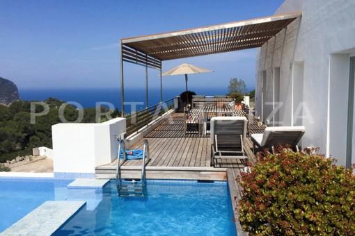 Villa en Na Xamena