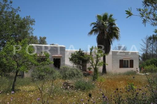 Villa en Es Cubells