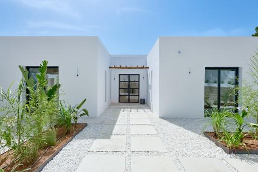 Villa en San Agustín