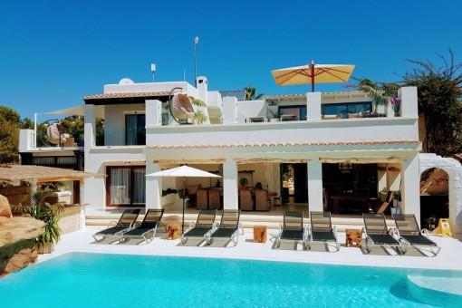Villa en Cap Martinet
