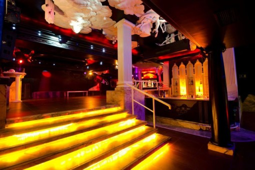 Discoteca, bar