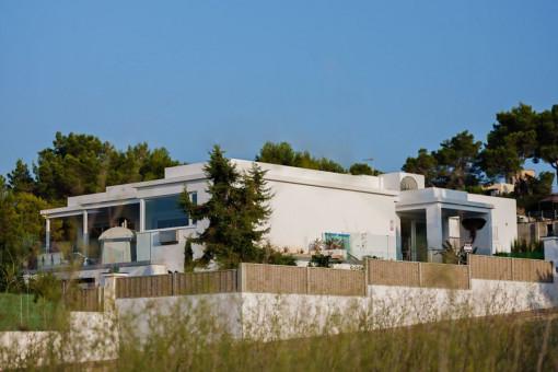 Villa en San José con incríbles vistas